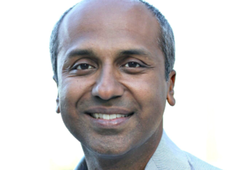 Portrait of Sree Sreenivasan